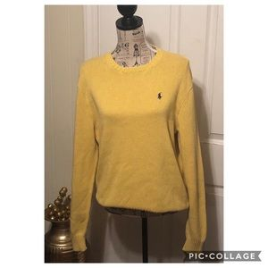 Polo Long Sleeve Sweater